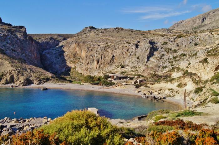 Stranden van Kythera - Feloti
