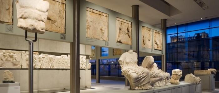 Overnachting in Athene - het nieuwe Acropolis museum