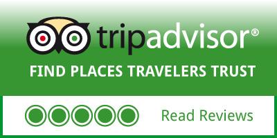 Tripadvisor - beoordelingen