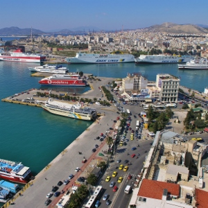De haven van Piraeus - featured image