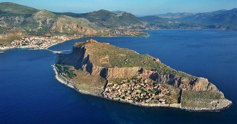 Fly Drive Griekenland - Monemvasia