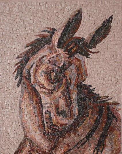 Workshop mozaiek - Mule