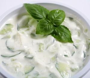 Eten op zijn Grieks - Tzatziki