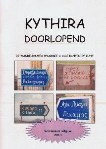 Wandelen op Kythira - paths of Greece