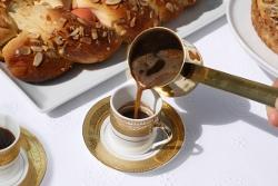 Eten op zijn Grieks - Griekse koffie