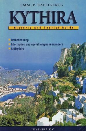 Reisgids Kythira - Kythira, Historic and tourist guide
