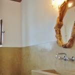 De Olijf Suite - badkamer