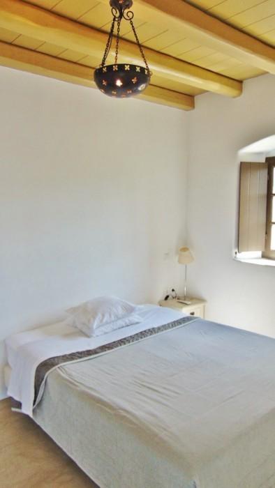 De Olijf Suite - slaapkamer