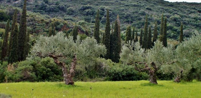 Persoonlijke retraite in Griekenland