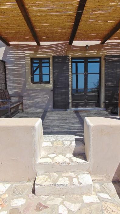 De Witte Suite - terras