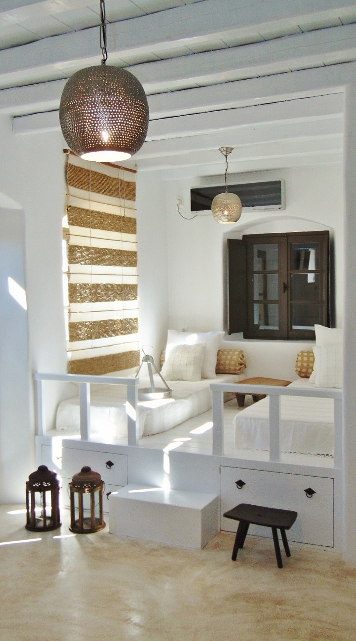 De Witte Suite - loungebed
