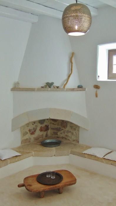 De Witte Suite - living