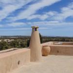 Het guesthouse - algemeen terras
