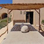Het guesthouse - binnenplaats (5)