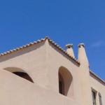 Het guesthouse - detail