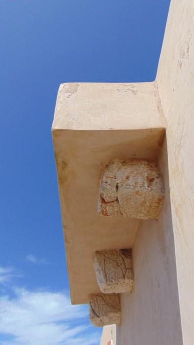 Het guesthouse - detail (2)