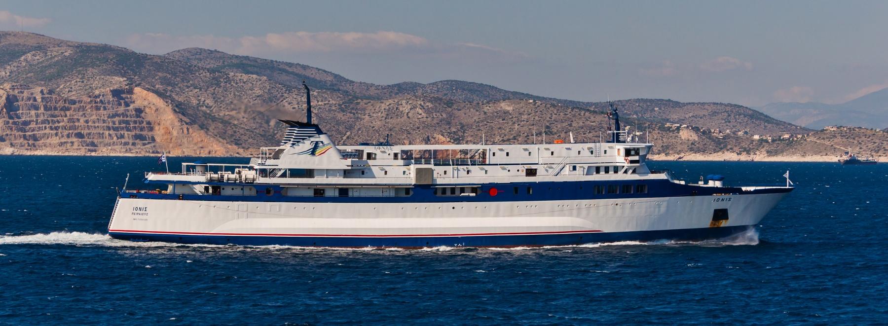 Ferry Ionis