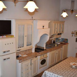 Kitchen livingroom first floor