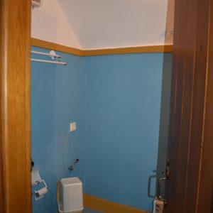 Bathroom apartment ground floor